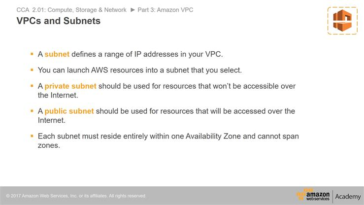AWS Student Training Day 2 Part 2