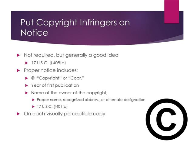 Session 2: Monetizing Your Copyright: Music & Art Licensing - 102 on