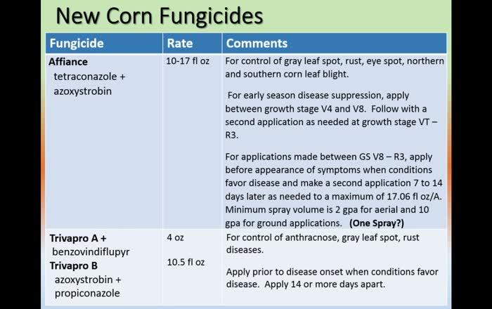 AL Crops - Common Corn Diseases - Austin Hagan - June 2016