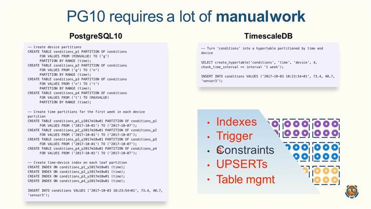 Michael Freedman: TimescaleDB: Re-engineering PostgreSQL as a Time