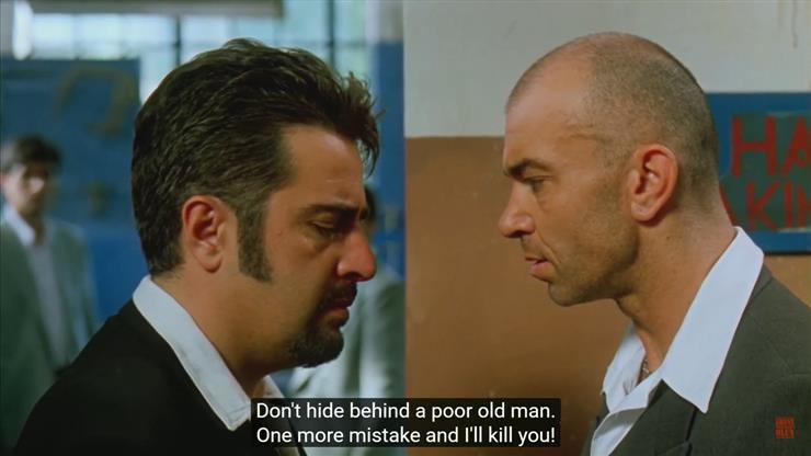 MES Turkish Film Series   Eskiya (The Bandit)