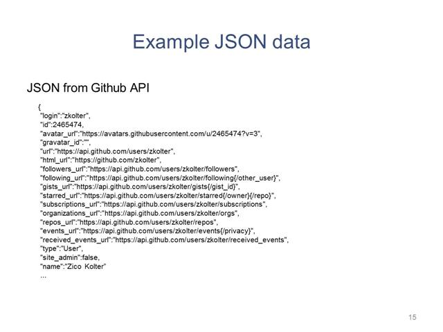 Lecture 2: Data Collection and Scraping