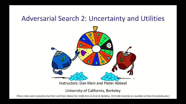 CIS 421/521 - 9/25/18 - Adversarial Search part 2