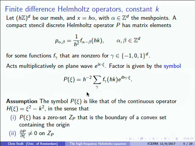 Recent Methods For Solving The High Frequency Helmholtz Equation On